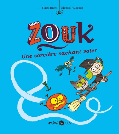 Couverture Zouk tome 20