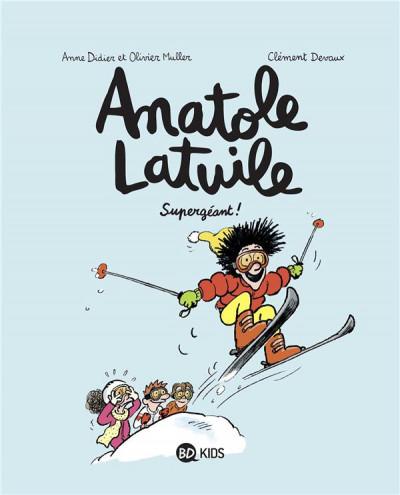 Couverture Anatole Latuile tome 14