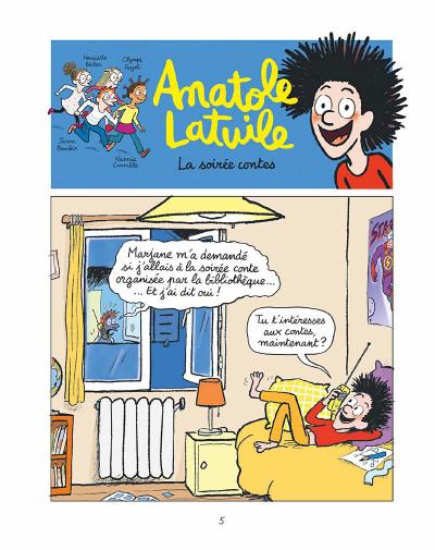 Page 4 Anatole Latuile tome 14