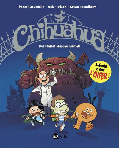 Couverture Chihuahua tome 1