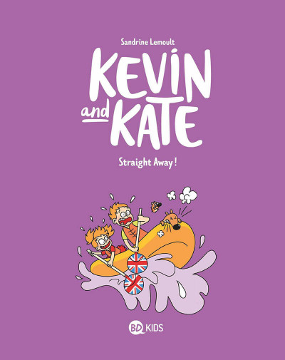 Page 2 Kevin and Kate tome 5