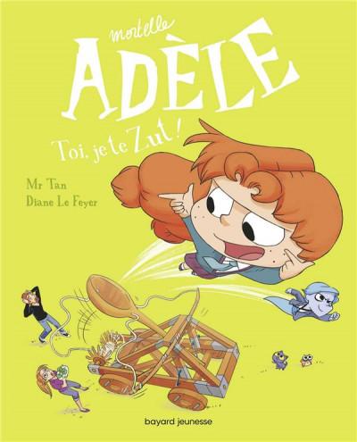 Couverture Mortelle Adèle tome 18