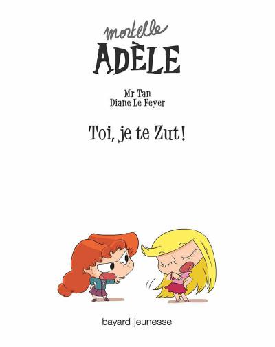 Page 2 Mortelle Adèle tome 18