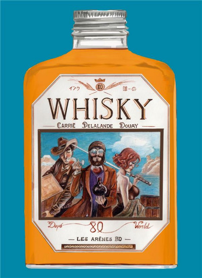 Couverture Whisky