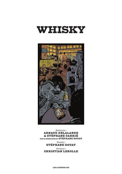 Page 1 Whisky
