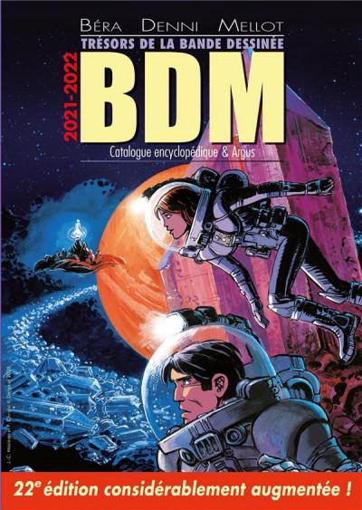Couverture BDM - édition 2021/2022