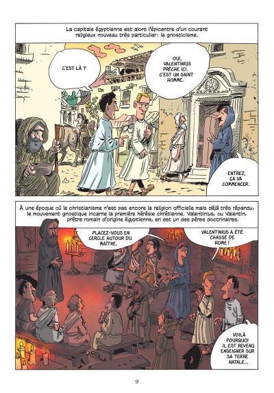 Page 0 L'incroyable histoire de l'immortalité