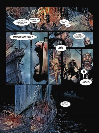 Page 0 La grande Peste tome 1