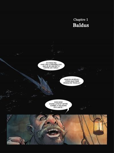 Page 7 La grande Peste tome 1