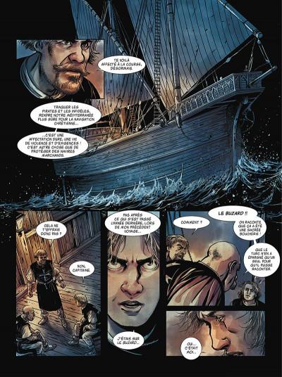 Page 9 La grande Peste tome 1