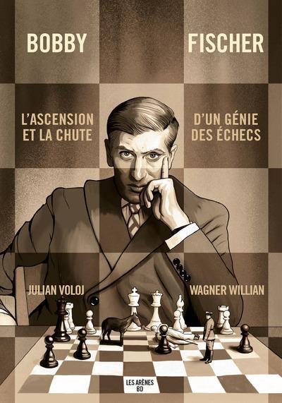 Couverture Bobby Fischer