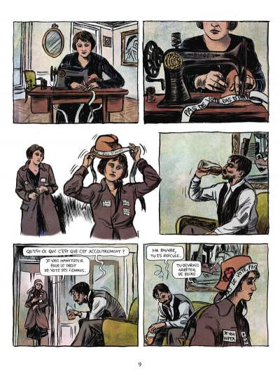 Page 0 À mains nues tome 2