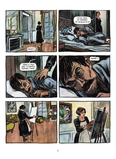 Page 8 À mains nues tome 2