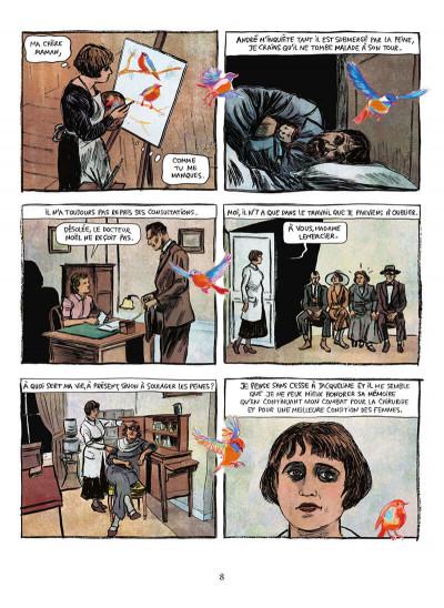 Page 9 À mains nues tome 2