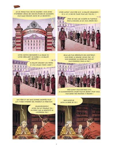 Page 0 Faut pas prendre les cons pour des gens tome 2