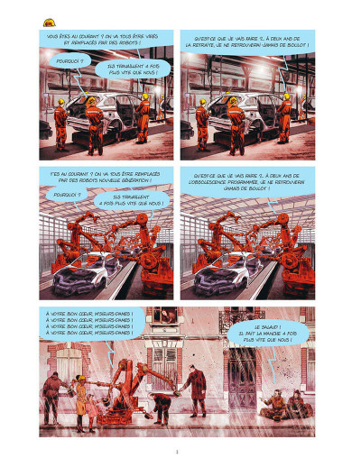 Page 4 Faut pas prendre les cons pour des gens tome 2