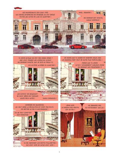 Page 6 Faut pas prendre les cons pour des gens tome 2