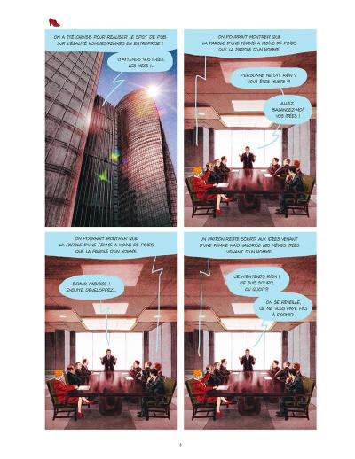 Page 7 Faut pas prendre les cons pour des gens tome 2