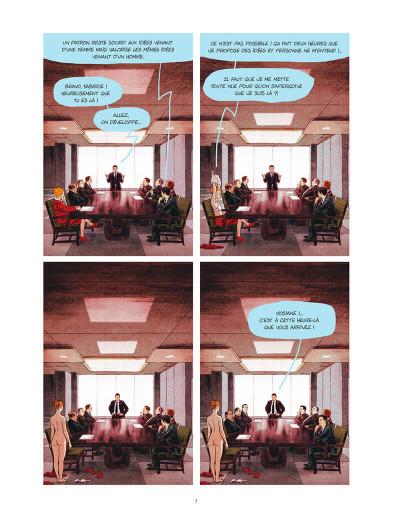 Page 8 Faut pas prendre les cons pour des gens tome 2