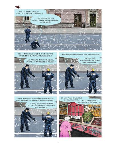 Page 9 Faut pas prendre les cons pour des gens tome 2