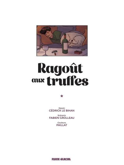 Page 2 Ragoût aux truffes - Ragoût de légumes braisés