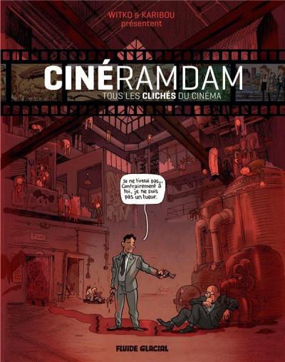 Couverture Cinéramdam - Tous les clichés du cinéma