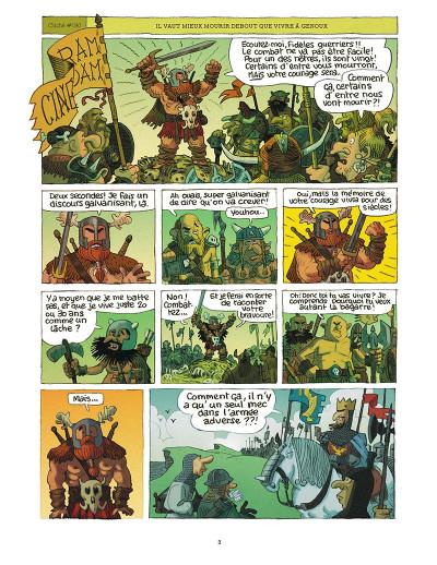 Page 4 Cinéramdam - Tous les clichés du cinéma
