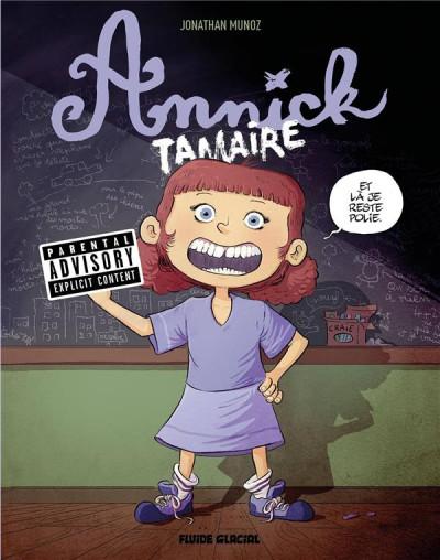 Couverture Annick Tamaire