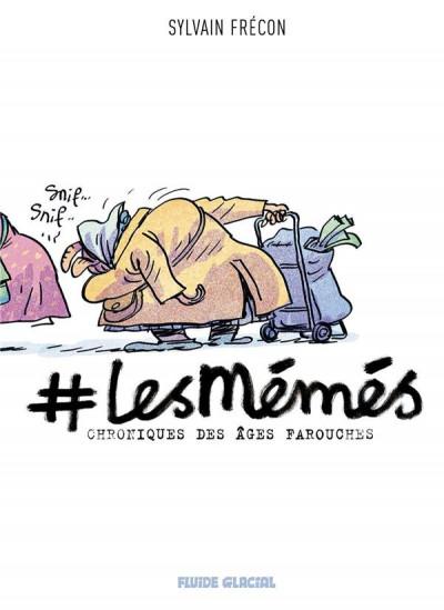 Couverture #Les mémés