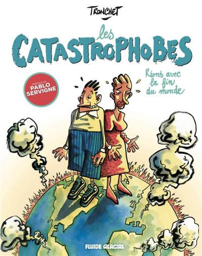 Couverture Les Catastrophobes