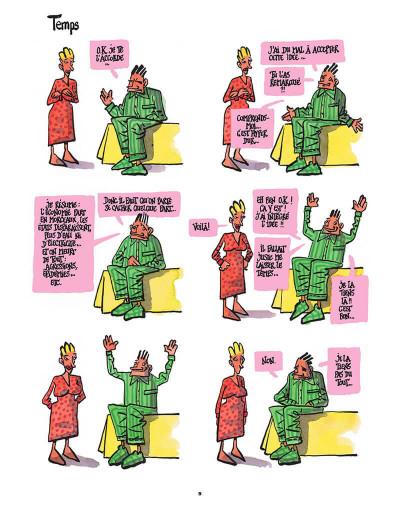 Page 0 Les Catastrophobes