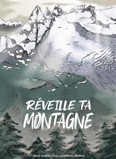 Couverture Réveille ta montagne