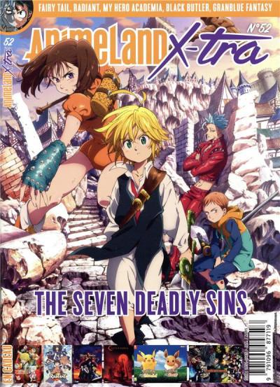 Couverture Animeland HS - le manga et ses origines