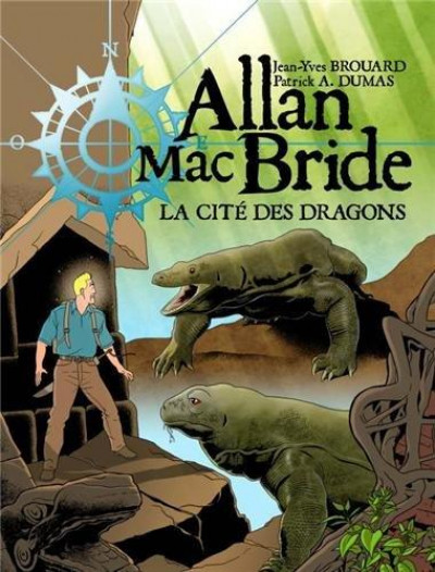 image de Allan Mac Bride tome 4 - la cite des dragons