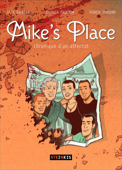 Couverture Mike's place