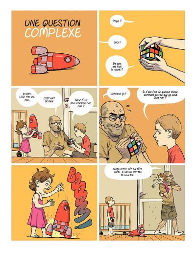 Page 5 K.O. à Tel Aviv tome 3