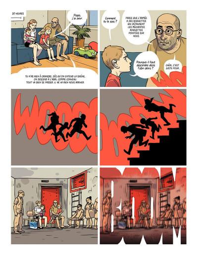 Page 8 K.O. à Tel Aviv tome 3