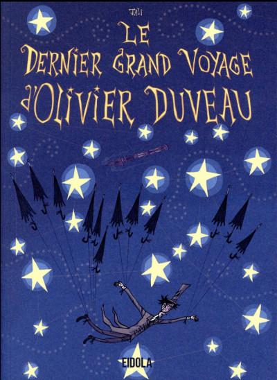 Couverture Le dernier grand voyage d'Olivier Duveau