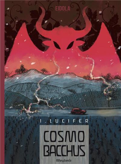 Couverture Cosmobacchus tome 1