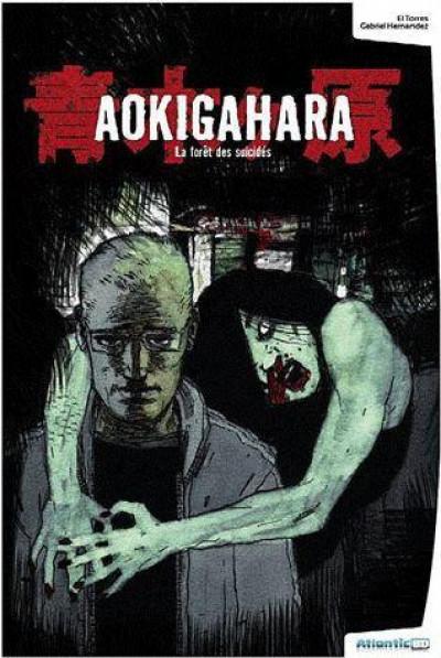 Couverture Aokigahara, la forêt des suicidés