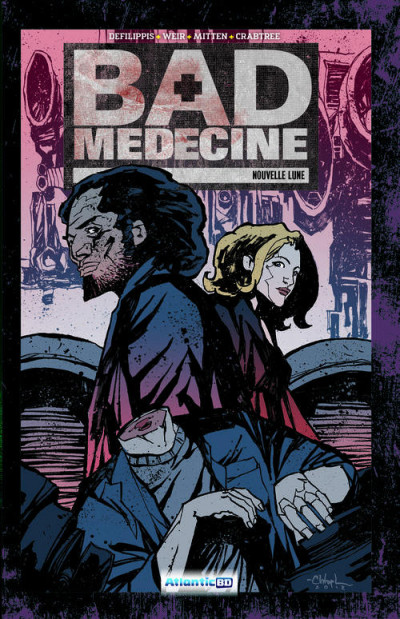 Couverture Bad medecine tome 1