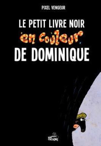 image de le petit livre noir en couleur de Dominique