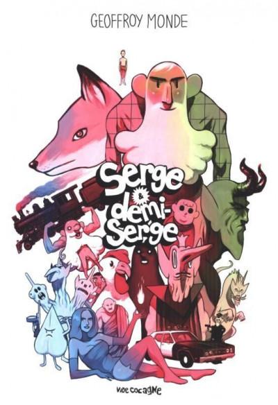 Couverture Serge et Demi-Serge