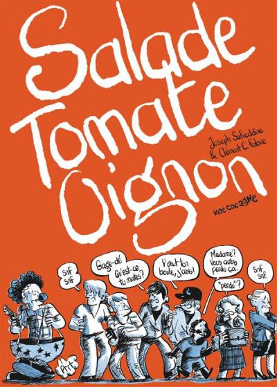 Couverture Salade Tomate Oignon