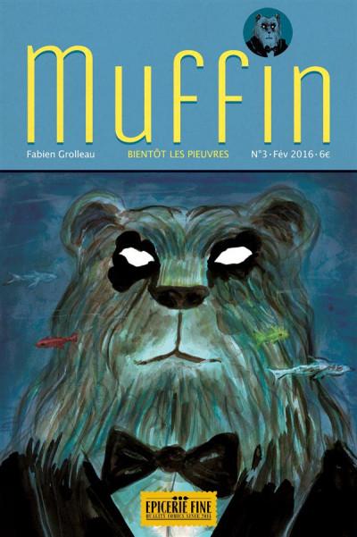 image de Muffin tome 3 - bientôt les pieuvres