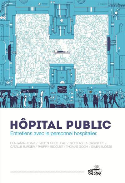 Couverture Hôpital public