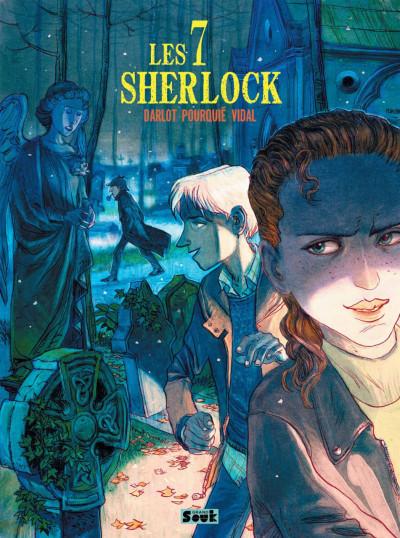 Couverture Les 7 Sherlock