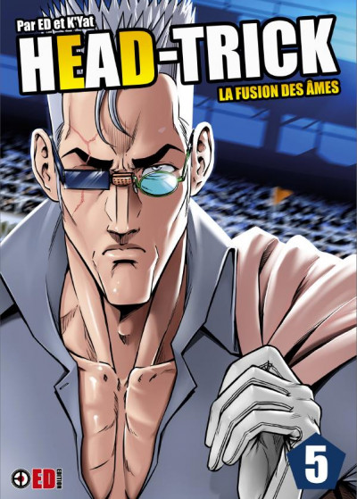 Couverture Head trick tome 5