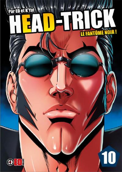 Couverture Head trick tome 10