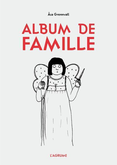 Couverture Album de famille